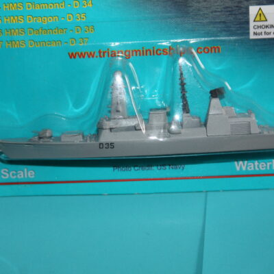 Triang Minic Ships Series 3