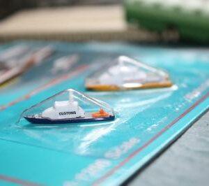 Revenue Cutters and Rescue Catamarana