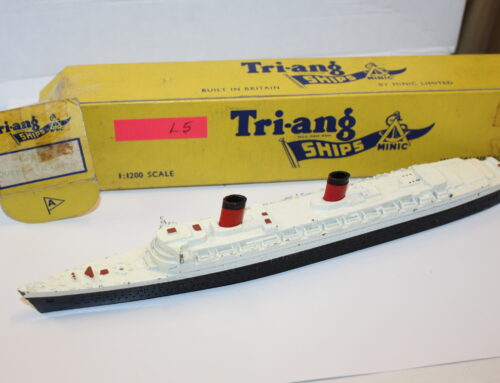 A brief History of Triang Minic Ships